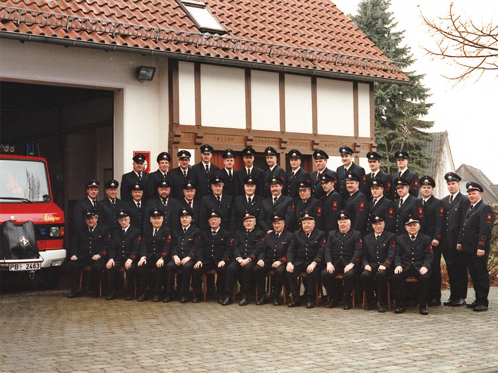 Löschgruppe Weiberg/Barkhausen