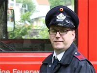 Stellv. Löschgruppenführer: Markus Kaup