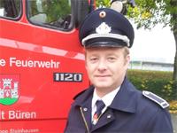 Löschgruppenführer: Michael Unterhalt