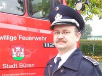 Stellv. Löschgruppenführer: Ralf Hesse