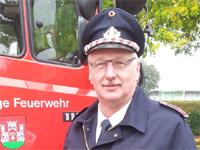 Stellv. Löschgruppenführer: Richard Nillies