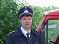 Löschgruppenführer: Alois Schäfer