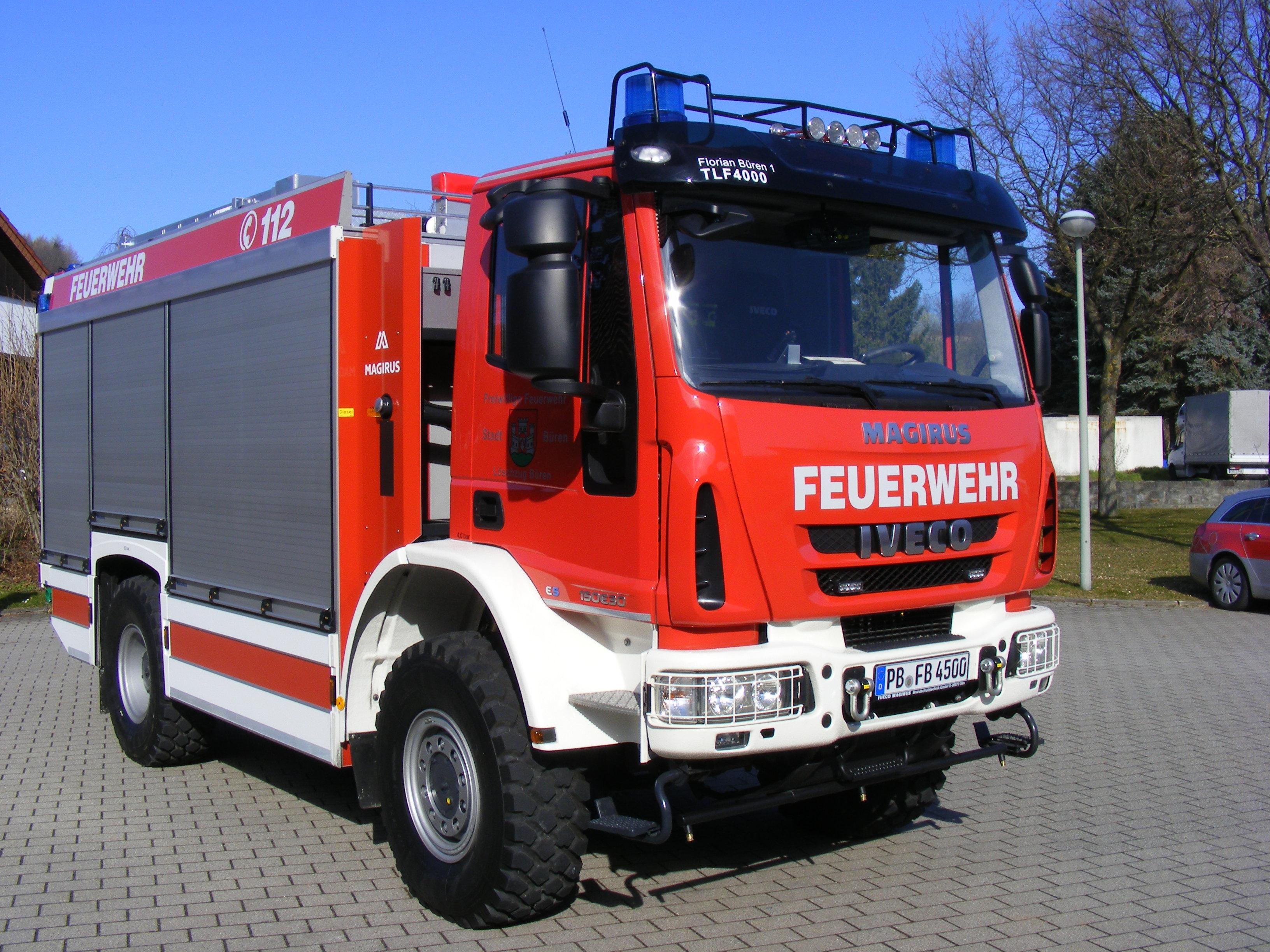 Florian Büren 1 - TLF4000