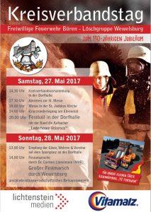 Verbandstag VdF im Kreis Paderborn @ Dorfhalle Wewelsburg | Büren | Nordrhein-Westfalen | Deutschland